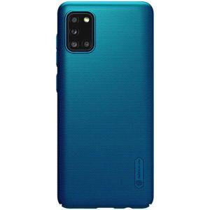 Nillkin Super Frosted kryt Samsung Galaxy A31 modrý