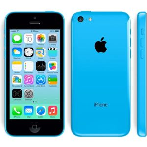 Apple iPhone 5C 16GB modrý