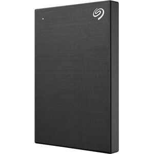 Seagate Backup Plus Slim HDD 2TB černý