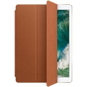 """Apple iPad Pro 12,9"""" Leather Smart Cover kožený přední kryt sedlově hnědý"""