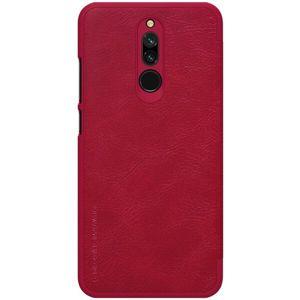 Nillkin Qin Book pouzdro Xiaomi Redmi 8 červené