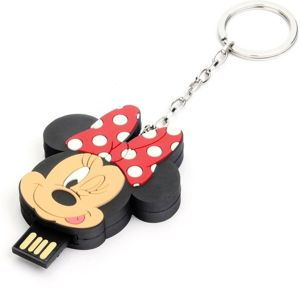 Disney Pendrive Minnie Head Flash disk 16GB