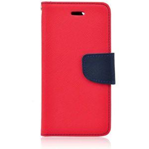 Smarty flip pouzdro Huawei Y7 2019 červené