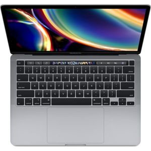 "CTO Apple MacBook Pro 13,3"" 4x USB-C (2020) / 4x 2,0GHz i5 / 16GB / 512GB SSD / INT KLV / vesmírně š"