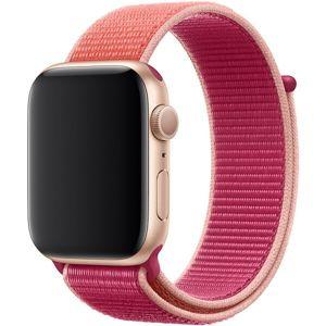 Apple Watch provlékací sportovní řemínek 44/42mm tmavě fuchsiový