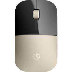 HP Z3700 bezdrátová myš gold