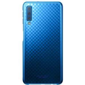 Samsung Gradation ochranný kryt Samsung Galaxy A7 (2018) modrý