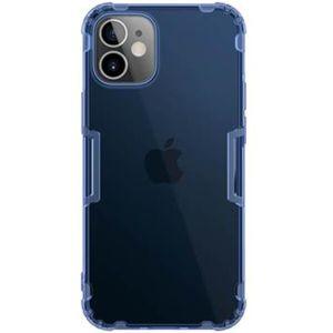 Nillkin Nature TPU kryt iPhone 12 mini modrý