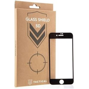 Tactical Glass Shield 5D sklo pro iPhone 7/8/SE 2020 černé