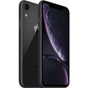 Apple iPhone XR 256GB černý