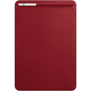 """Apple iPad Pro 10,5"""" Leather Sleeve kožené pouzdro (PRODUCT)RED červený"""