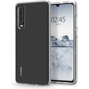 Spigen Liquid Crystal kryt Huawei P30 čirý