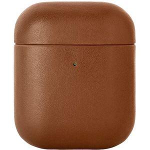 Native Union Classic Leather Case AirPods hnědá