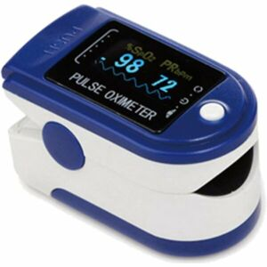 iHealth Andon AIR pulzní oxymetr k měření saturace krve