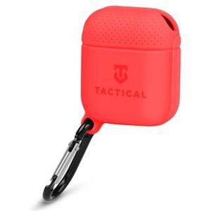 Tactical Velvet Smoothie pouzdro s karabinou pro AirPods Chilli