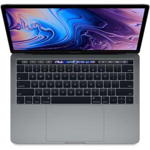 """CTO Apple MacBook Pro 13,3"""" 2x USB-C / 1,4GHz 4x i5 / 16GB / 512GB/ CZ KLV / vesmírně šedý"""