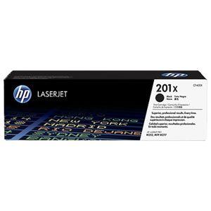 HP 201X - CF400X tisková kazeta velká černá