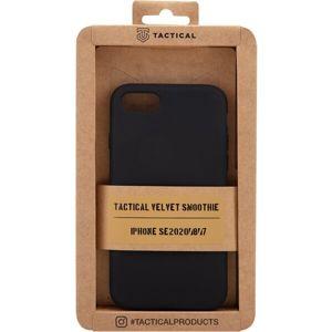 Tactical Velvet Smoothie Kryt pro Apple iPhone SE 2020/8/7 Asphalt